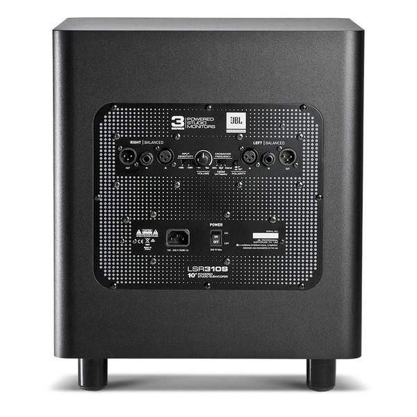 JBL LSR310S 10 Inch Powered Studio Subwoofer
