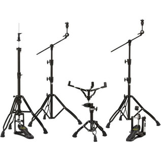Mapex Armory HP8005EB Black Plated 5-Piece Hardware Pack