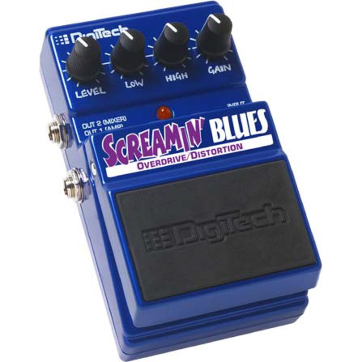 Digitech DSB Screamin Blues