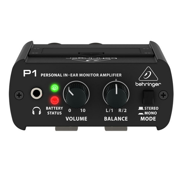 Behringer Powerplay 1 P1 Personal In-Ear Monitor Amplifier
