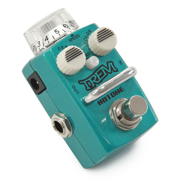 Hotone TREM Tremolo Micro Effects Pedal