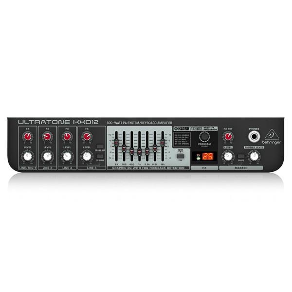 Behringer KXD12 Amplifier