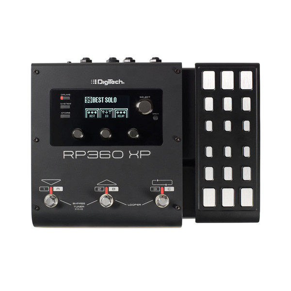 Digitech Multi FX RP360XP Multi Effects Pedal