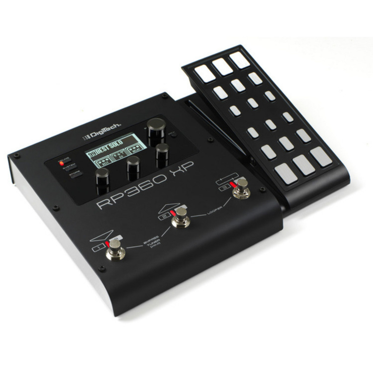 digitech multi fx rp360xp multi effects pedal at. Black Bedroom Furniture Sets. Home Design Ideas