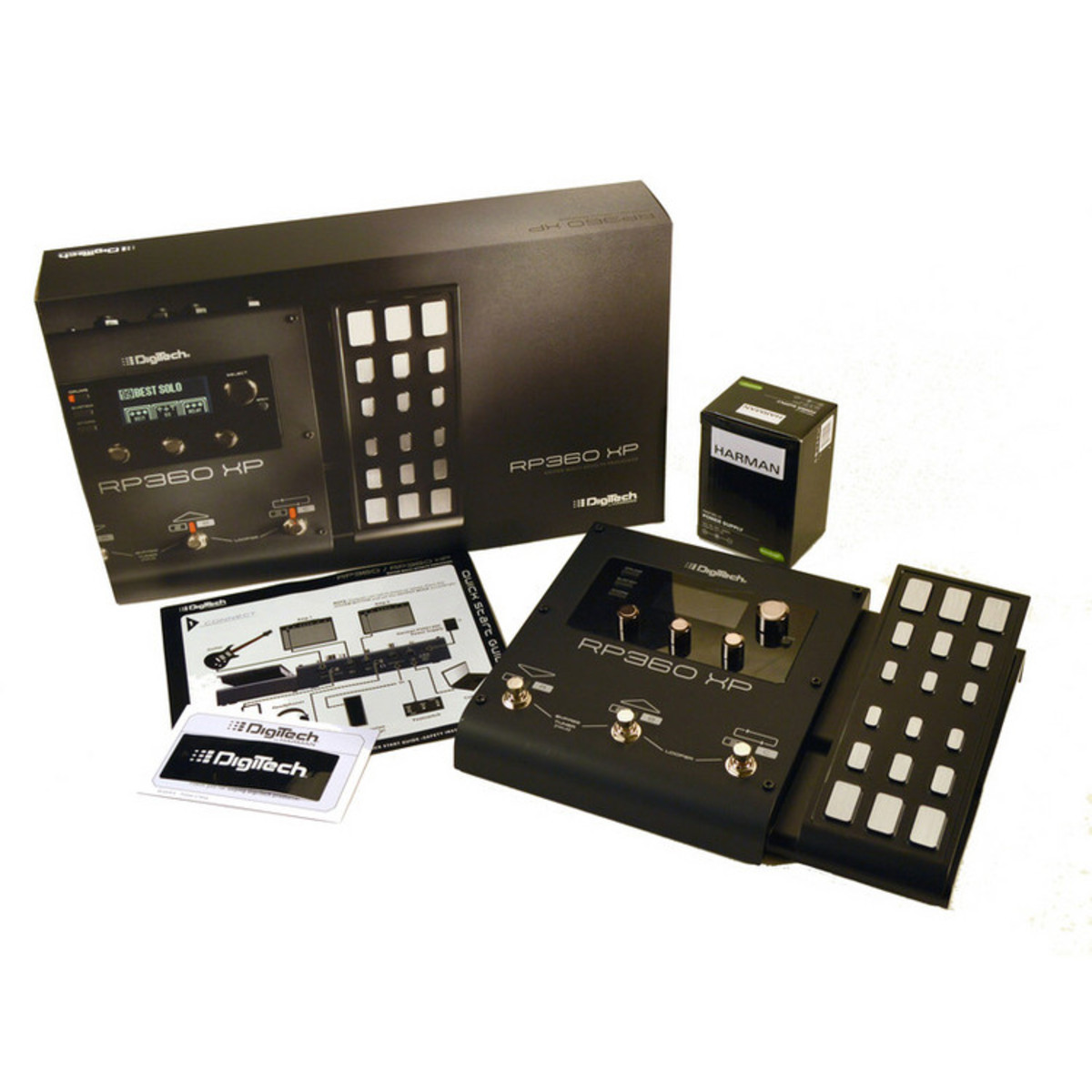 digitech rp360xp multi effects pedal at gear4music. Black Bedroom Furniture Sets. Home Design Ideas