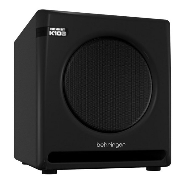 behringer nekkst k10s audiophile 10 zoll studio subwoofer. Black Bedroom Furniture Sets. Home Design Ideas