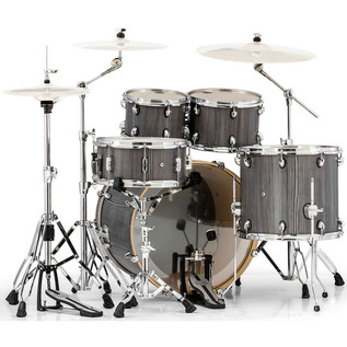Mapex Mars 529 Rock 22in Shell Kit, Smokewood