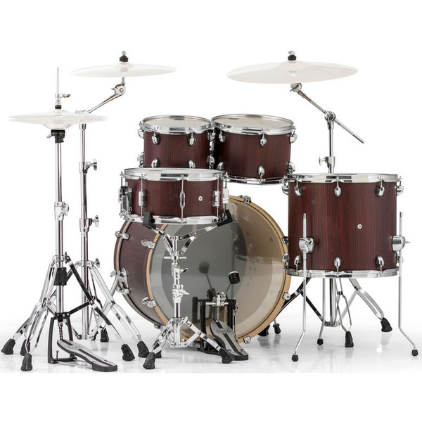 Mapex Mars 529 Rock 22in Shell Pack, Bloodwood