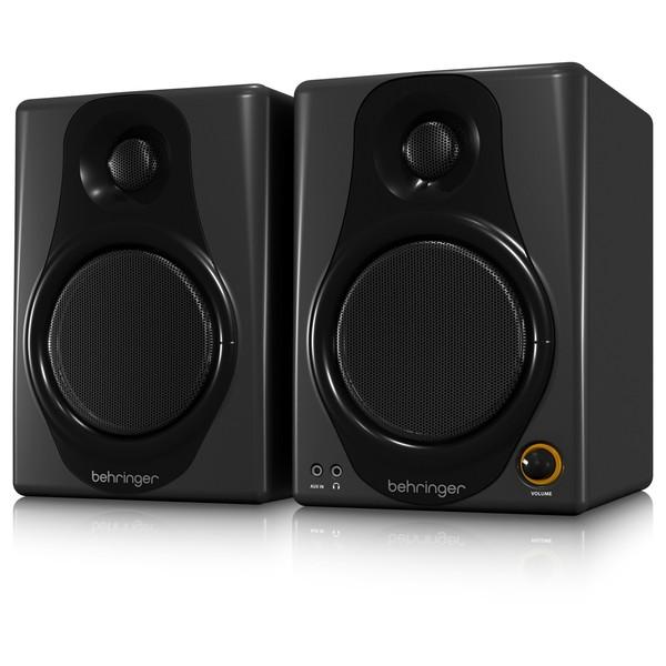 Behringer Media 40USB Bi-Amped Digital Monitor Speakers