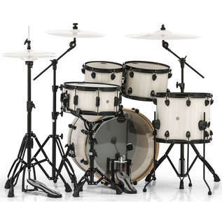 Mapex Mars 504 Fusion 20in Shell Pack, Bonewood