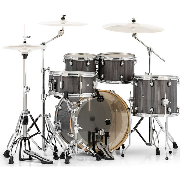 Mapex Mars 504 Fusion 20in Shell Pack, Smokewood