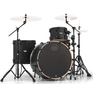 Mapex Mars 446 Rock 24in Shell Pack, Nightwood