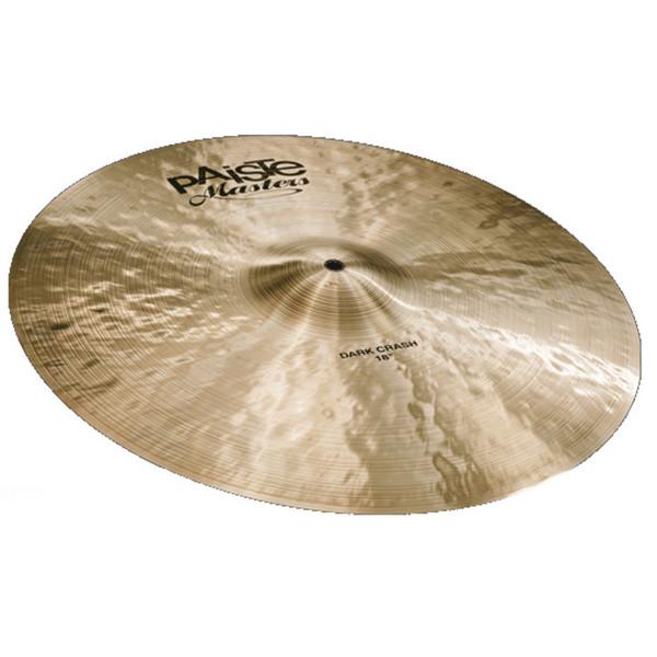 Paiste Masters Dark 18 Inch Crash Cymbal
