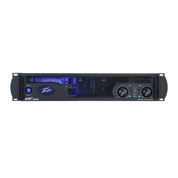 Peavey IPR2 3000 Power Amplifier