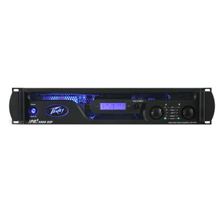 Peavey IPR2 5000 DSP Power Amplifier