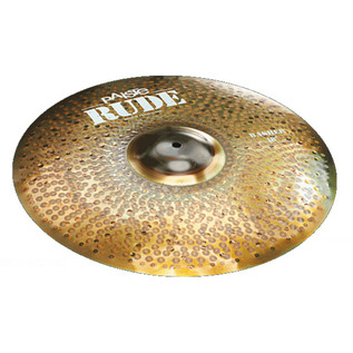 Paiste Rude 18 Inch Basher Cymbal