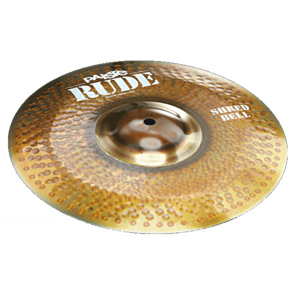Paiste Rude Shred 14 Inch Bell Cymbal