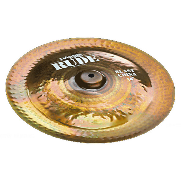 Paiste Rude Blast 14 Inch China Cymbal