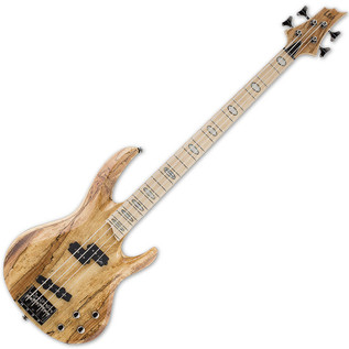 ESP LTD RB-1004SM 4-String Bass Guitar, Natural