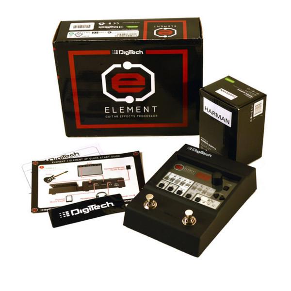 Digitech Element Multi Effects Pedal