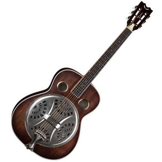 Dean Resonator Spider, Antique Distressed