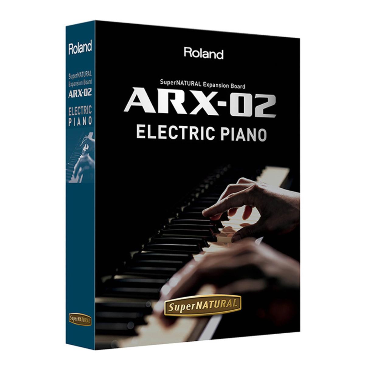 Roland Arx 02 Electric Piano Exp Board
