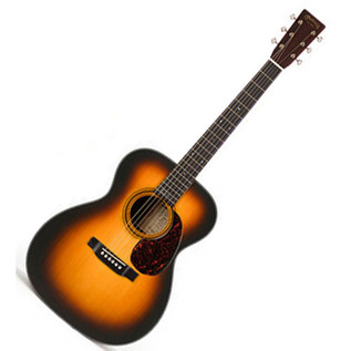 Martin 000-28 Auditorium Acoustic Guitar, Sunburst