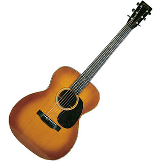 Martin 000-28 Auditorium Acoustic Guitar, Ambertone