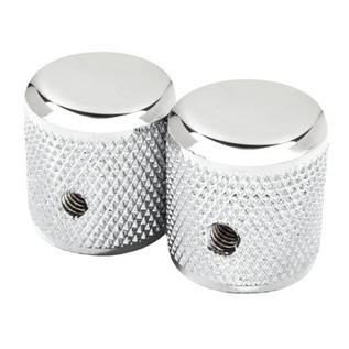Fender Pure Vintage 58 Telecaster Knurled Knobs, Twin Pack