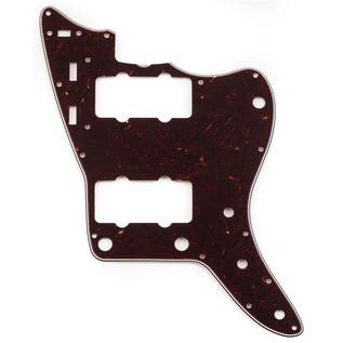 Fender Pure Vintage 65 Jazzmaster Pickguard, Brown Shell