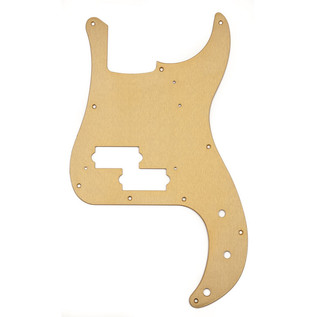 Fender Pure Vintage 58 Precision Bass Pickguard, Gold