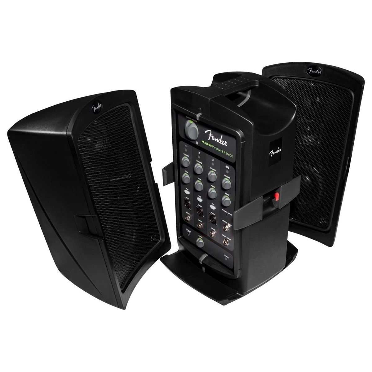Fender Passport Conference 150 Portable Pa System At