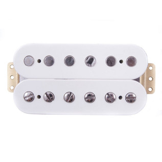 Fender Twin Head HB Vintage Bridge Pickup, Parchment