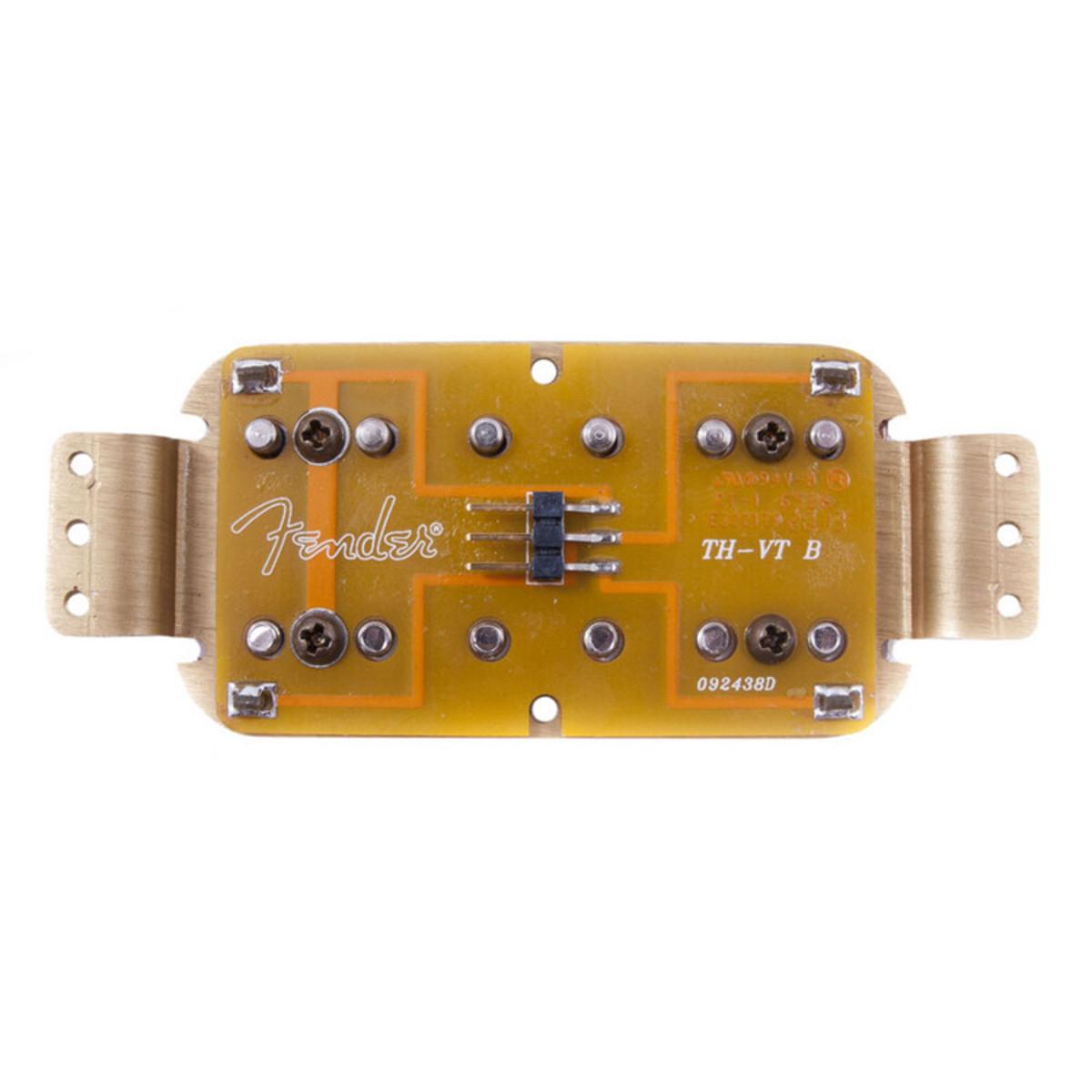Wiring Diagram Fender Twin Head Humbucker Hsh Mod To Hh Sss Alloutputcom Disc Hb Vintage Bridge Pickup Parchment At