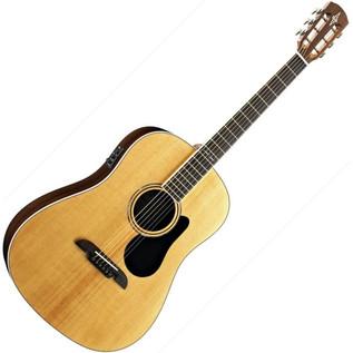 Alvarez ARD70E Dreadnought Electro-Acoustic Guitar, Natural
