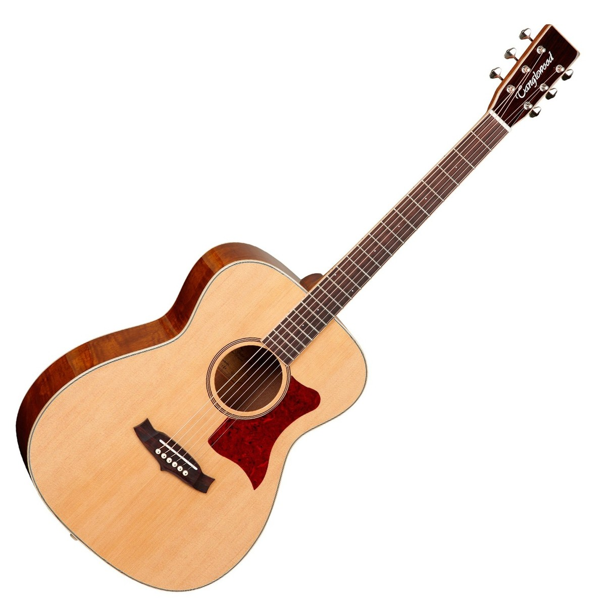 Tanglewood tw70 eg sundance natural orchestra acoustic for The tanglewood