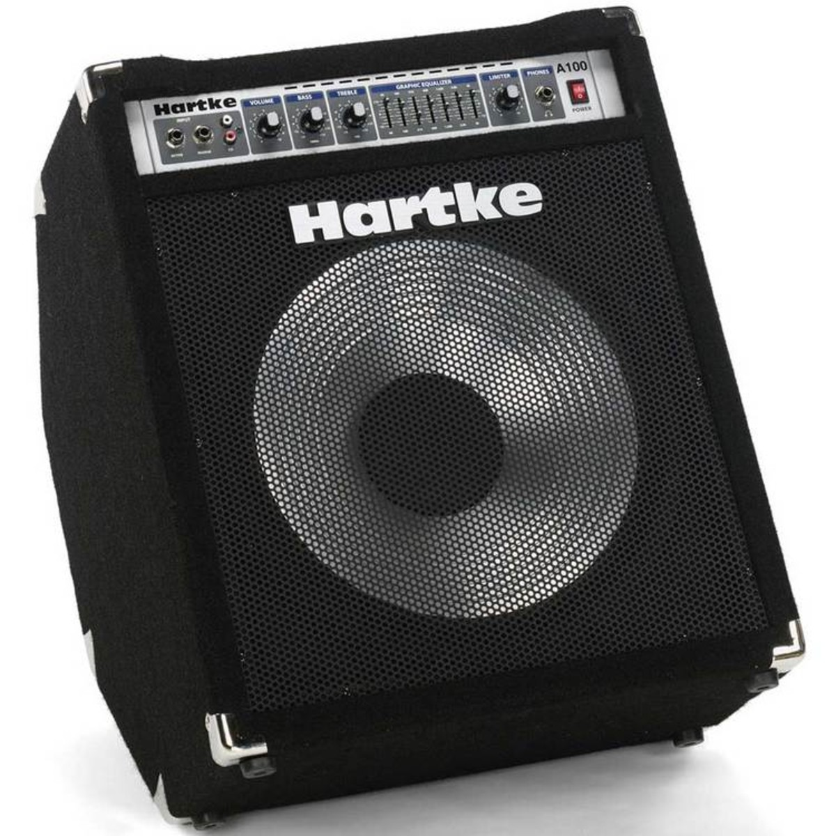 hartke a100 series bass combo amp nearly new at gear4music. Black Bedroom Furniture Sets. Home Design Ideas