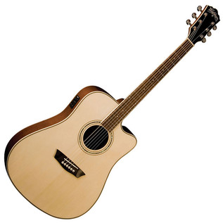 Washburn WCD18CE Comfort Series Electro Acoustic Guitar