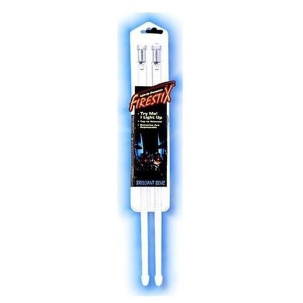 Firestix Light-Up Drum Sticks, Blue