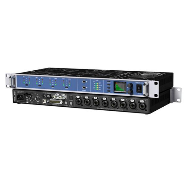 RME OctaMic XTC All Purpose Pre-Amp