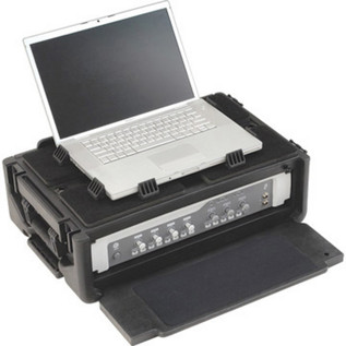 SKB 2U Laptop Combo Case