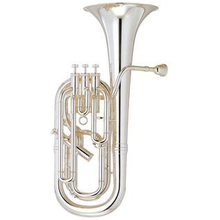 Yamaha YBH621S Professional Baritone Horn, Silver