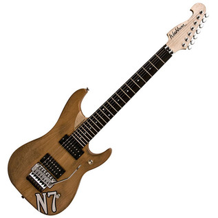 Washburn N7 Vintage Nuno Bettencourt Series Electric Guitar, Natural