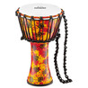 Nino by Meinl NINO-PDJ1-S-F Rope Tuned Synthetic Djembe, Small