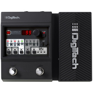 Digitech Element XP Guitar Amp Modelling And Multi Effects Pedal