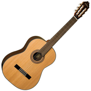 Washburn C80S Classical Guitar, Natural