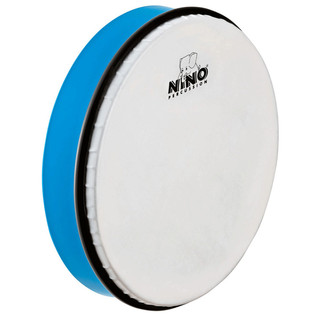 Meinl NINO5SB Percussion 10 inch ABS Hand Drum, Sky-Blue