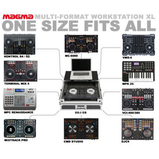 Magma Multi Format Workstation XL For Various DJ Controllers