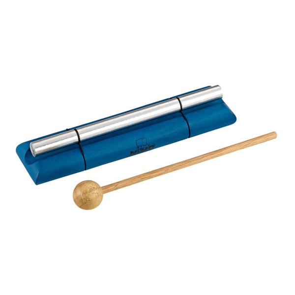 Meinl NINO579L-B Percussion Large Energy Chimes, Blue