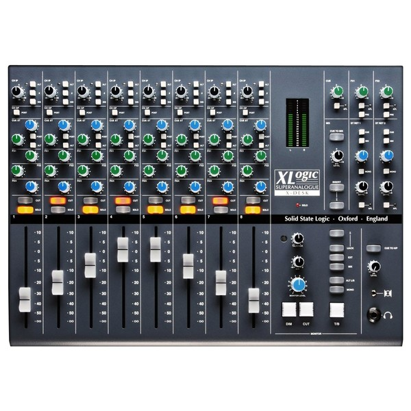 SSL X-Desk Summing Mixer - Top